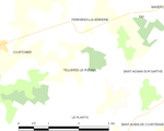 Map commune FR insee code 61481.png