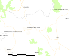 Map commune FR insee code 71554.png