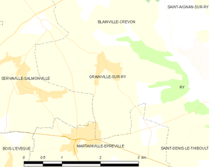 Map commune FR insee code 76316.png