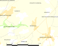 Map commune FR insee code 76357.png