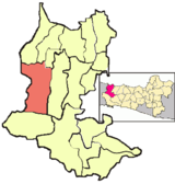 Map of Banjarharjo District, Brebes Regency.png