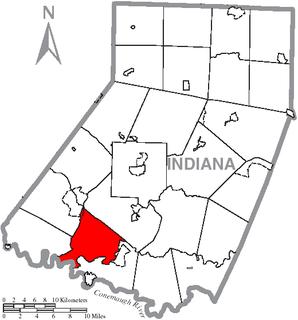 Black Lick Township, Indiana County, Pennsylvania Township in Pennsylvania, United States