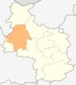 Map of Pavlikeni municipality (Veliko Tarnovo Province).png