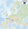 Map of the European Long Distance Path E5.png