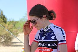 Mara Abbott 2011 Tour of the Gila.jpg
