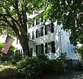 Marblehead Massachusetts house and tree with flag.JPG