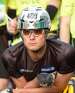 Marcel Hug Swiss wheelchair racer
