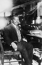Marcus Garvey 1924-08-05