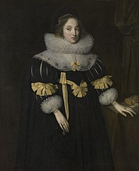 Portrait of Lady Anne Rushout