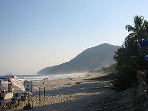 São Sebastião, São Paulo - Maresias Beach
