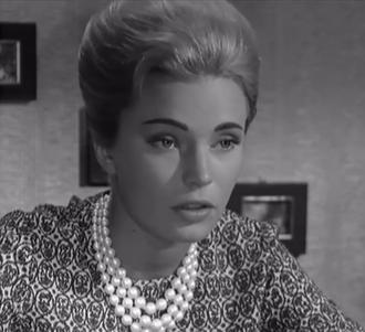 Margarete Robsahm - Margarete Robsahm in His Women (1961)