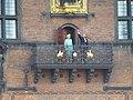 Margrethe II of Denmark 75 years - Rådhuspladsen 04.jpg