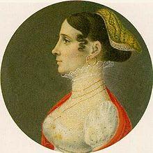 Maria Ludovika Beatrix von Modena (Quelle: Wikimedia)