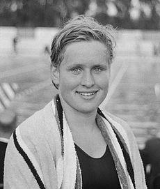 Resultado de imagen de Marianne Heemskerk swimmer