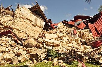 Maribojoc Church - Wikipedia