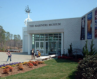 Mariners' Museum - Image: Mariners Museum 2007 051a