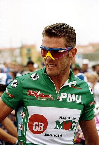 Mario Cipollini - Cipollini at the 1993 Tour de France