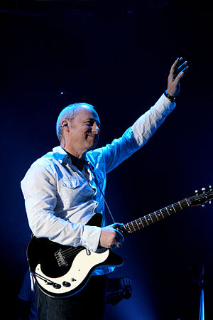 Mark Knopfler, Ahoy 2006, foto: Chris Kuhl / w...