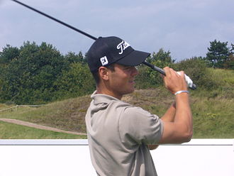 Martin Kaymer - Kaymer at the KLM Open in 2008