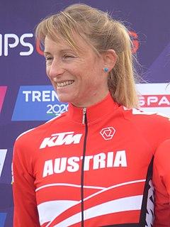 Martina Ritter Austrian cyclist