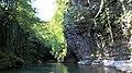 Martvili canyon Gruzia 2019 4.jpg