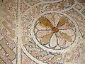 Masada Byzantine Church floor mosaic by David Shankbone.jpg