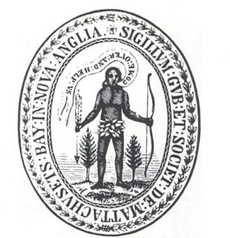 Massachusetts Bay Colony - Image: Mass Bay Seal