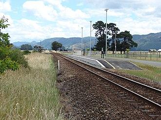 Matarawa railway station - Image: Matarawa railway station 03