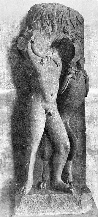 Mathura Herakles - Image: Mathura Herakles