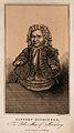 Matthias Buchinger, a phocomelic. Etching by J. Gleadah. Wellcome V0007016EL.jpg