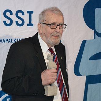 Matti Kassila - Matti Kassila in the Jussi Award ceremony in 2011.