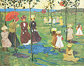 Maurice Prendergast (1858-1924) - Franklin Park Boston (1895).jpg