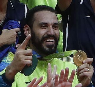 Maurício Borges Silva Brazilian volleyball player