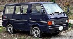Suzuki Minivan Usa
