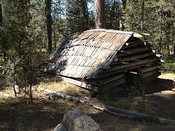 McGurk Cabin, photo taken from trail.JPG