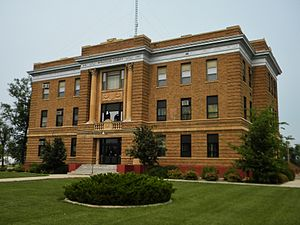 McPherson County Courthouse