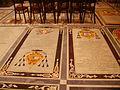 Mdina Metropolitankathedrale St. Paul Innen Grabplatten 4.JPG