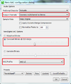 MeGUI iPod encoding audio config box.png