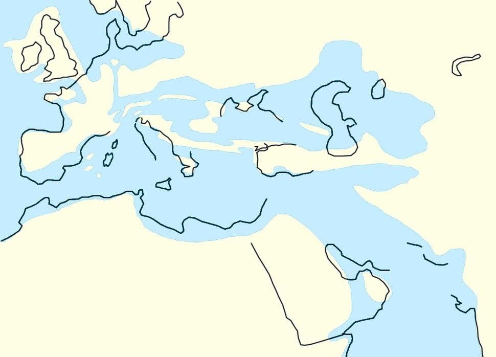 Mediterranean Rupelian