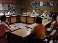 Meeting With Pusat Sains Negara And NCSM Officers - NCSM - Kolkata 2003-09-22 00319.JPG