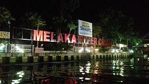Malacca River - Melaka River Cruise Letters