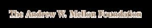 Andrew W. Mellon Foundation - Andrew W. Mellon Foundation