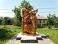 Memorable sign to Dead Warriors-countrymen, Kamiani Potoky (2019-05-26) 01.jpg