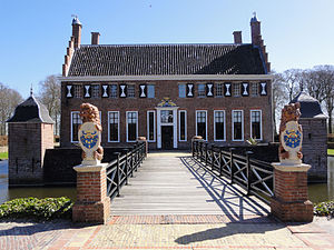 Menkemaborg - Front of the borg