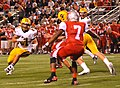 Mentor Cardinals vs. St. Ignatius Wildcats (9694043517).jpg
