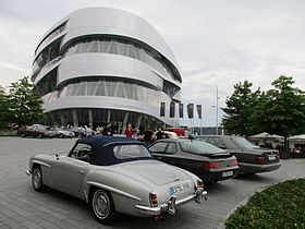 Image illustrative de l'article Musée Mercedes-Benz de Stuttgart