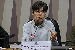 Mercedes Bustamante researcher