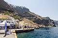 Mesa Gialos - old harbour of Fira - Santorini - Greece - 04.jpg