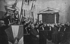 4th of August Regime - Image: Metaxas regime greek fascism