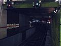 Metro - Paris - Ligne 5 - station Bobigny - Pablo Picasso Garage.jpg